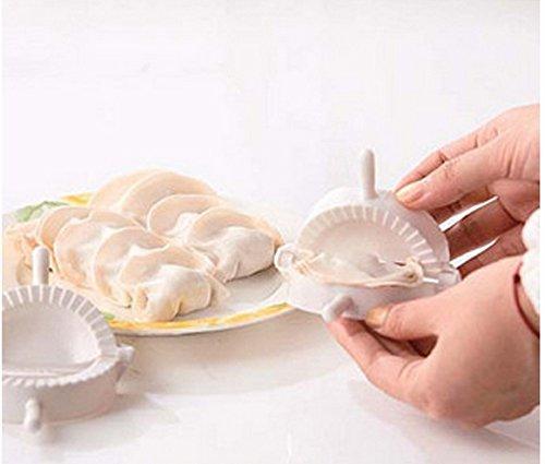 3pcs/lot, Home Plastic Dough Press Dumpling Pie Ravioli Making Mold Mould Maker Tool