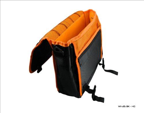 Para Caliente Ajuste Pad Eee Transformador Asus Y Tablet Mensajero Naranja Negro El Tipo Bolsa S4E0qw