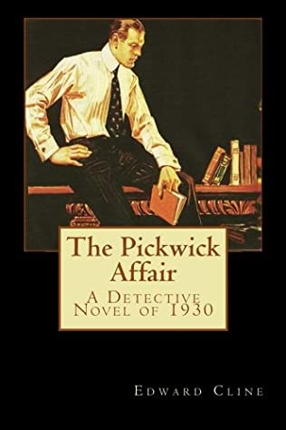 book cover of The Pickwick Affair