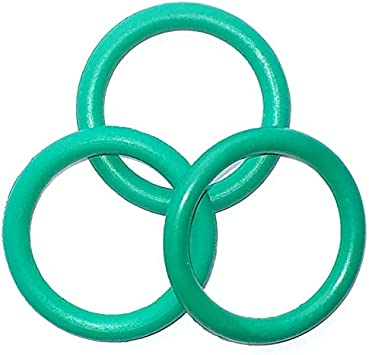no logo WSF-Adapters Size : 85 X 3.5mm 1pc CS Thickness 3.5mm OD10-120mm Green FKM Fluorine Rubber O Ring O-Ring Oil Sealing Gasket