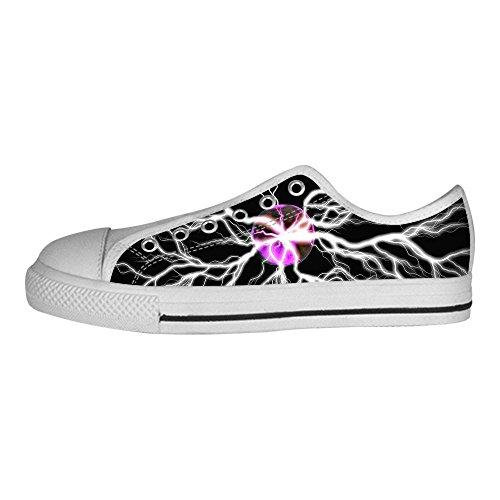 Custom illuminazione Womens Canvas shoes I lacci delle scarpe scarpe scarpe da ginnastica Alto tetto Sneakernews Descuento Descuento De La Separación Grande El Mejor Barato Footlocker Libre Del Envío 7m3FGf