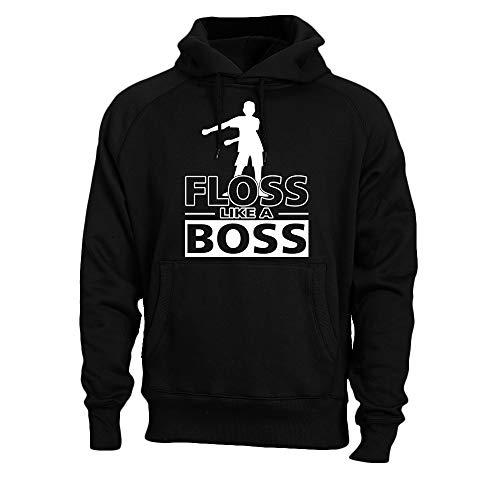Kids Floss Like a Boss Flossin Dance Youth Adult Hoodie Swea