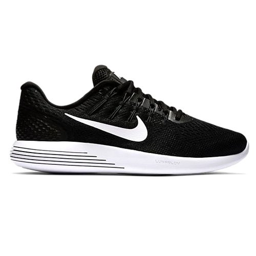cbe12b2967bea8 Galleon - NIKE Men s Lunarglide 8 Running Shoe Black White Anthracite Size 9
