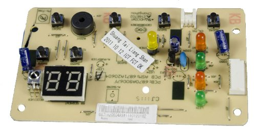 LG Electronics 6871A20604A Air Conditioner Main PCB Assembly