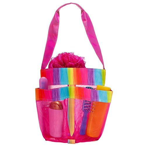 3C4G Bright Shower Caddy, Rainbow by 3C4G (Image #1)