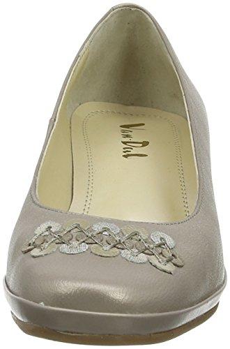 Van Dal Port - Zapatos De Tacón para mujer Beige (Almond)