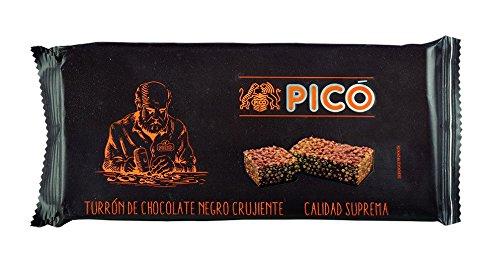 Picó Turrón de Chocolate Negro Crujiente - 200 gr
