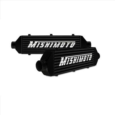 Mishimoto Universal Intercooler Z-Line, Black: Automotive