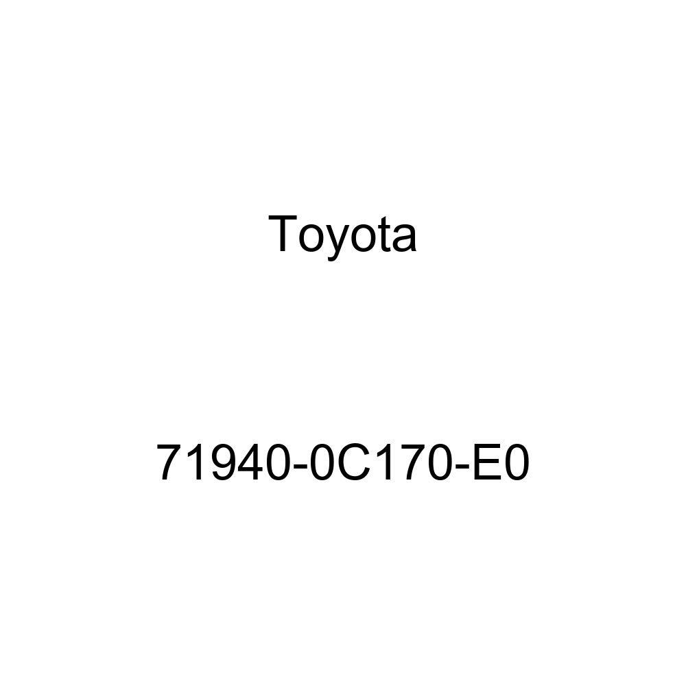 TOYOTA Genuine 71940-0C170-E0 Headrest Assembly