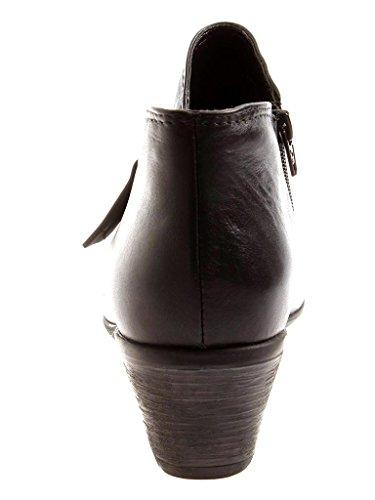 Schwarz RV Stiefel D Relaxshoe Stiefel 8gw18qxZ
