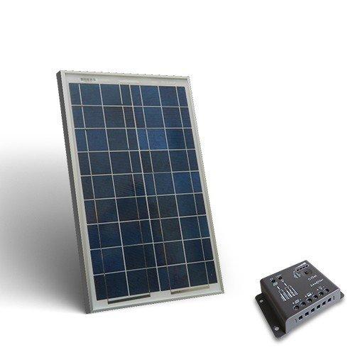 4 opinioni per Kit Solare Base 10W Pannello Fotovoltaico Regolatore 5A- PWM