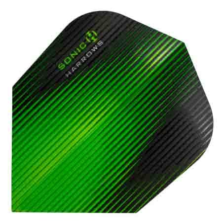 Harrows darts sonic standard verde