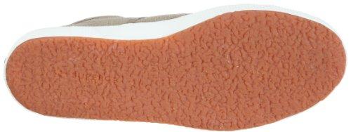 Superga 2750 LINU S001W30 - Zapatillas de tela para mujer Beige (Beige/816 Kaki)