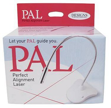 Design in machine embroidery Pal Laser, Grey