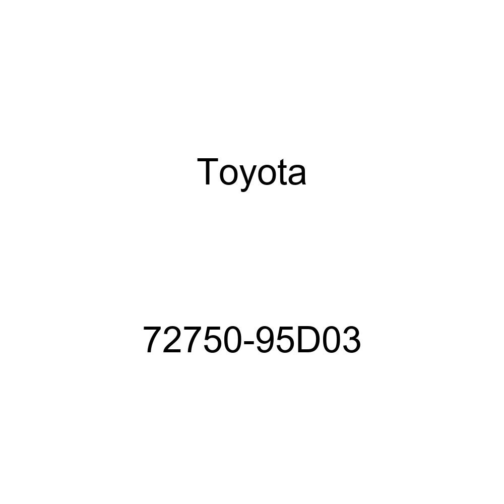 TOYOTA 72750-95D03 Seat Reclining Adjuster Assembly