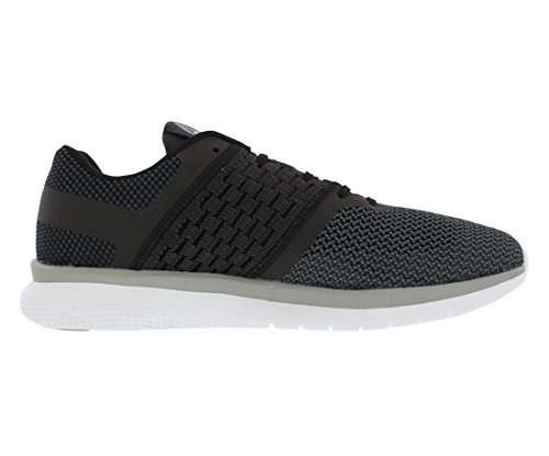 Reebok Men's Print Prime Runner Sneaker Black/Gravel/Tin Grey/White sale finishline sale lowest price cheap countdown package outlet tumblr discount how much y9hefl
