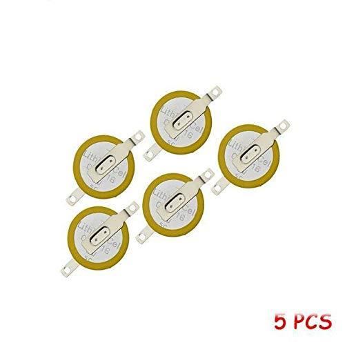 15pcs/lot CR1616 Button Cell Batteries 3V 2 Feet Welding Solder -