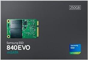 Samsung MZ-MTE250BW - Disco Duro SSD mSATA de 250 GB: Samsung ...