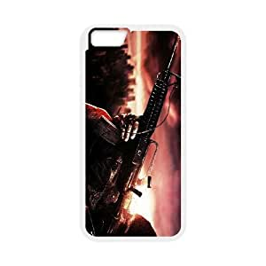 warfare iPhone 6 4.7 Inch Cell Phone Case White 53Go-108757