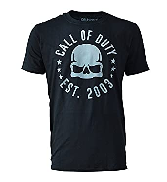 Call of Duty Skull Tour T-Shirt