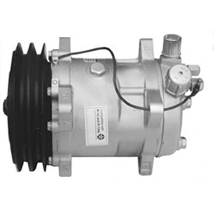 Amazon com: Air Conditioning Compressor - w/Clutch Ford 4330 Allis