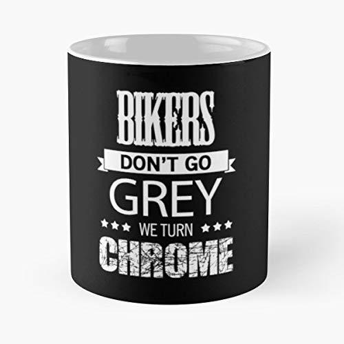 Biker T Shirts And Hoodies Australia Canada Cheap - Ceramic Novelty Mugs 11 Oz, Funny Gift ()