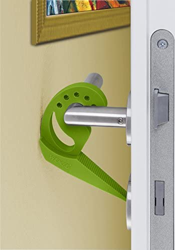 ORIGINAL WENKO MULTI STOP Klemmschutz Türstopper Fensterstopper Kindersicherung