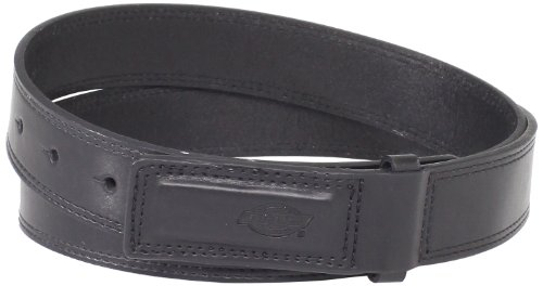 Dickies Men's No-Scratch Mechanic Belt,Black,Medium