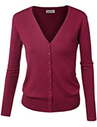 Amazon.com: Reds - Cardigans / Sweaters: Clothing, Shoes & Jewelry