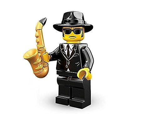 Lego Minifig Camera : Amazon takara tomy lego minifigures series saxophone