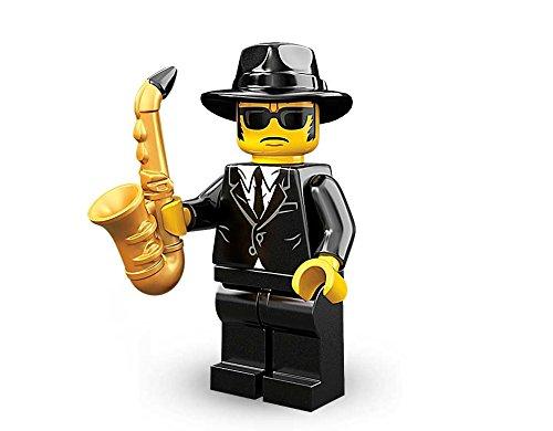 LEGO Minifigures Saxophone Brother COLLECTIBLE