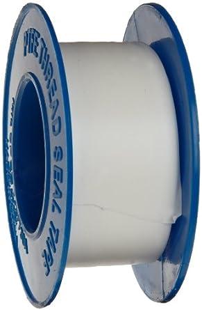 "Berry Plastics 700035 509W-3/4"" x 260"" PTFE Thread Sealant Imported Tape (1 Roll)"