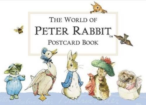 Read Online World Of Peter Rabbit Postcard Book ebook