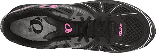 hot sale cheap online Pearl iZUMi Women's W X-Road Fuel IV Cycling Shoe Black/Pink Glo supply outlet locations online HgkTTASVw