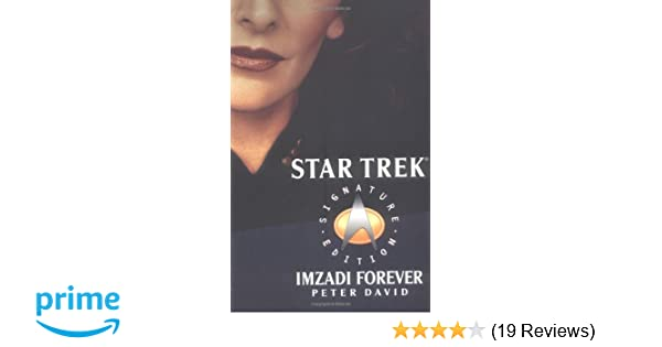 Amazon.com: Imzadi Forever (Star Trek, The Next Generation ...