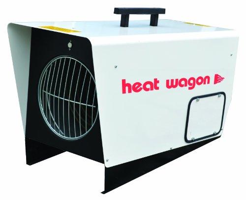 Heat Wagon P1800 Steel Electric Heater, 65000/41000 BTU/H...