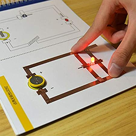 r/épulsif limaces circuits papier r/éparations /électriques pour blindage EMI travaux manuels BE-TOOL Lot de 2 rubans adh/ésifs en feuille de cuivre conducteur simple face