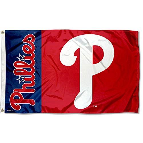 a Phillies Flag 3x5 MLB Banner ()