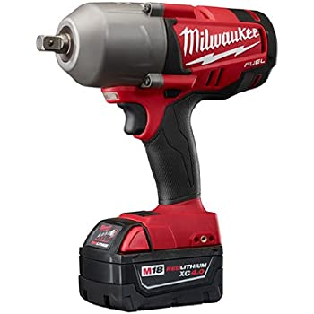 Milwaukee 2762-22 M18 Fuel 1/2 Htiw W/Pin Kit