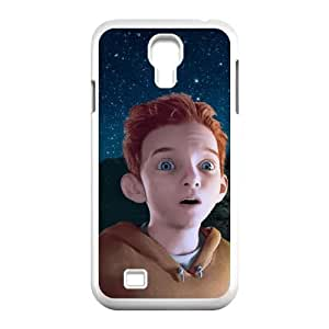 Mars Needs Moms Samsung Galaxy S4 9500 Cell Phone Case White XST