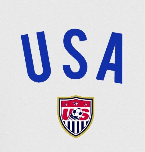 World of Football Ringer T-Shirt USA Logo
