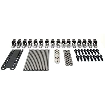 5//16 Diameter Pushrod Set for Oldsmobile 455 w// COMP Cams 1442-KIT COMP Cams 7841-16 High Energy 9.654 Long