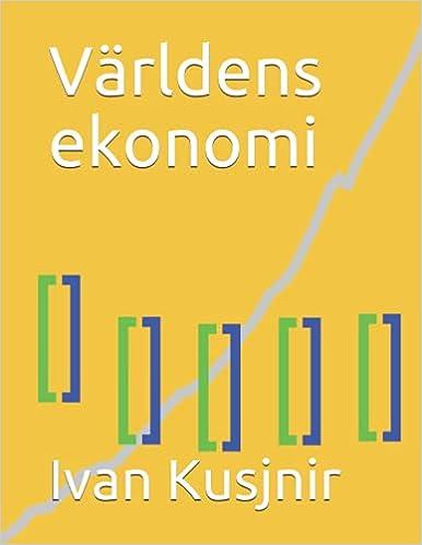 Världens ekonomi