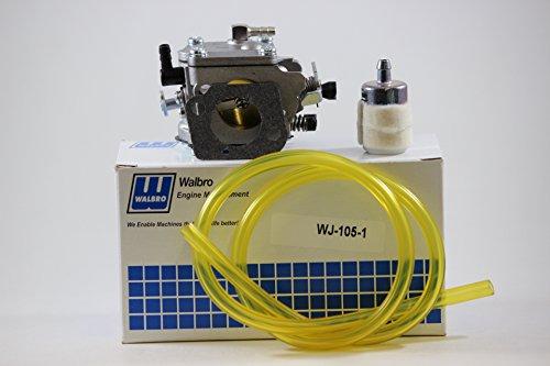 WJ-105-1 WALBRO GENUINE CARBURETOR FOR DOLMAR PC6412 BRUSH CUTTER COMBO!