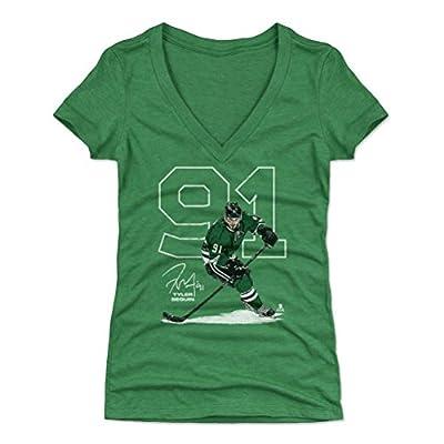 500 LEVEL's Tyler Seguin Women's Shirt - Dallas Hockey Fan Gear - Tyler Seguin Number