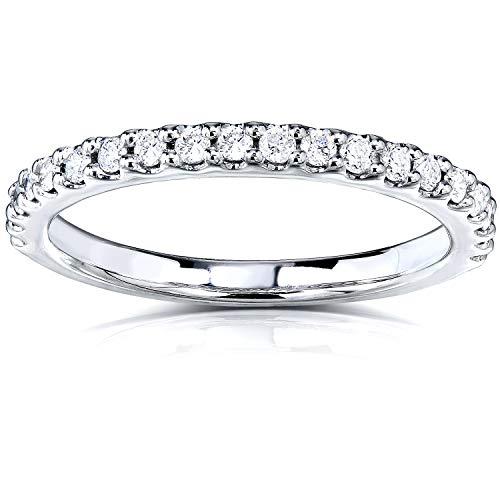 Intelligent Da Donna 14k Bianco Oro 3 Pietra Originale Diamante Fidanzamento To Rank First Among Similar Products Gioielli Di Lusso Con Diamanti