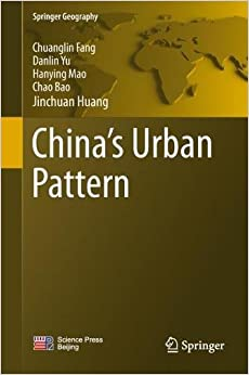 China's Urban Pattern (Springer Geography)