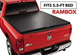 TruXedo TruXport Soft Roll-up Truck Bed Tonneau Cover | 284901 | fits 2019 Ram 1500 w/RamBox New Body Style 5'7'' Bed