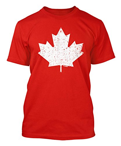 Canadian Maple Leaf - Canada Pride Men's T-Shirt