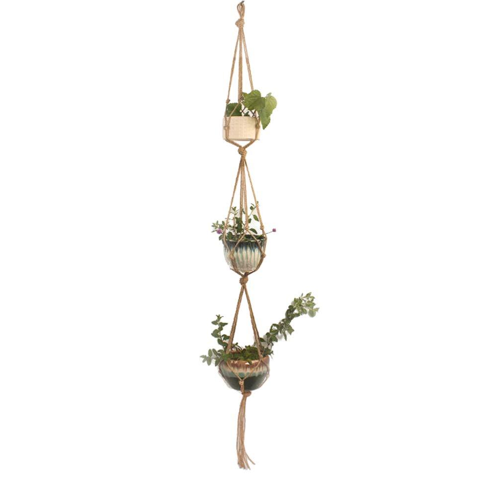 Godagoda Plant Hanger Flower Pot Plant Holder Flower Hanging Basket Home Decoration